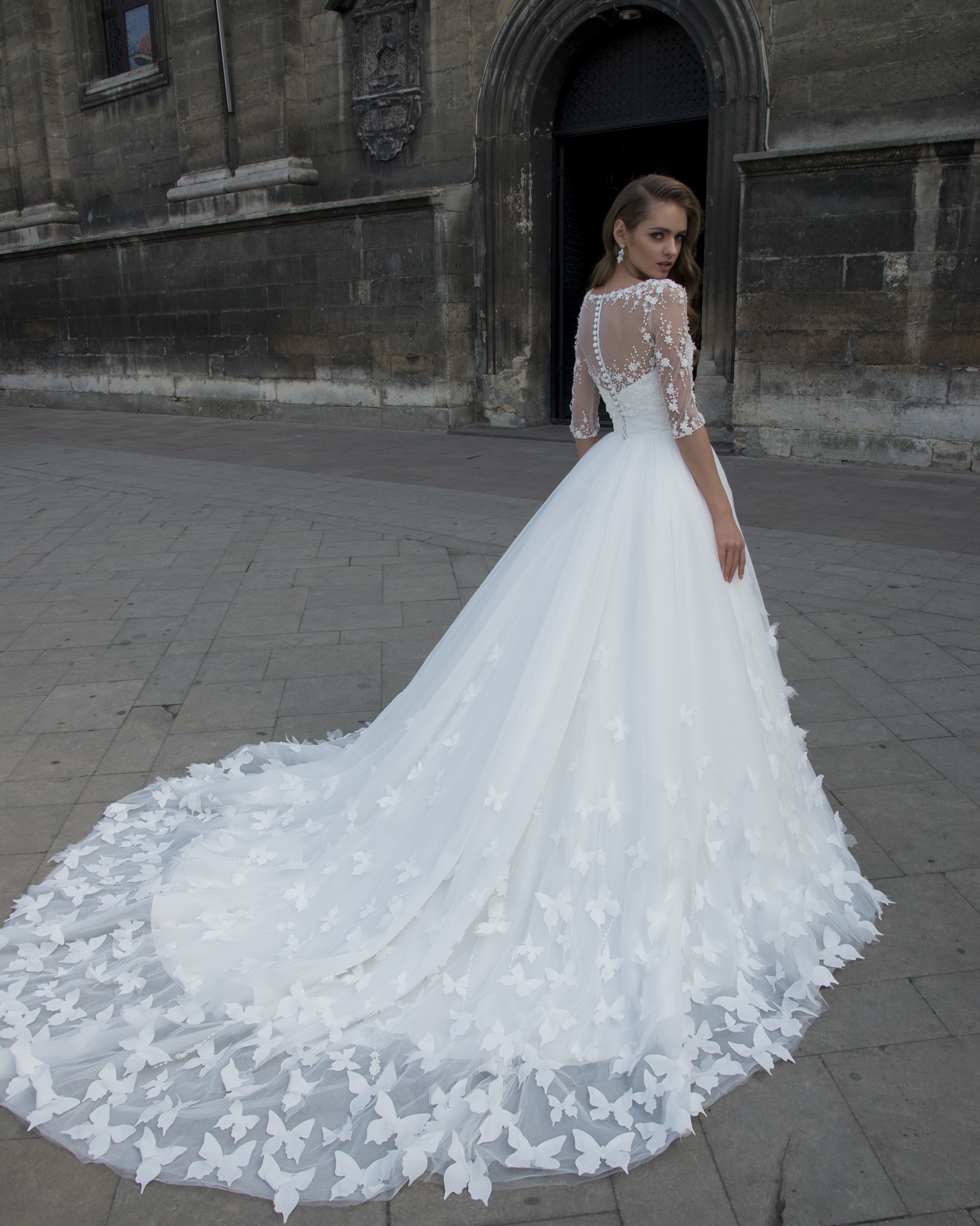LITE by Dominiss - Natalia Exclusif - Wedding dresses montreal, prom ...